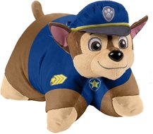 Paw Patrol Pillow Pet - Chase - Blauw - Polyester