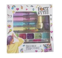 Make-up Set II Glitter - 7 delig