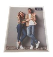 Fotolijst WALT - Wit - Hout / Glas - 40 x 50 cm