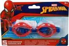 Spider-man kinder zwembril - Blauw / Rood - Kunststof